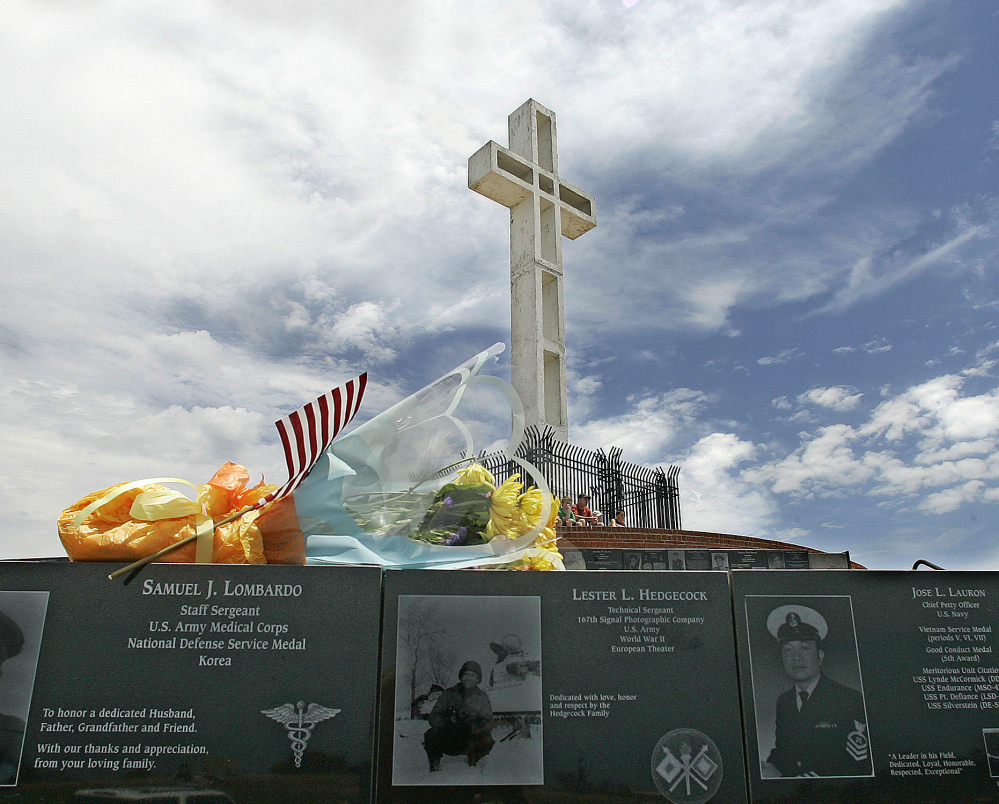 The Mount Soledad National War Memorial in San Diego could be transferred to a private group due to years of squabbling in court over the cross on public land.