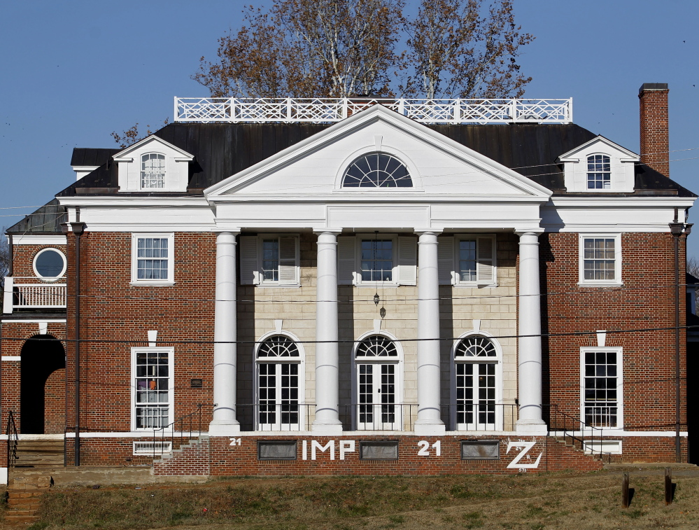 The Phi Kappa Psi fraternity house at the University of Virginia in Charlottesville, Va., drew national attention after Rolling Stone magazine published a story about a woman who claimed she had been gang-raped there in 2012.