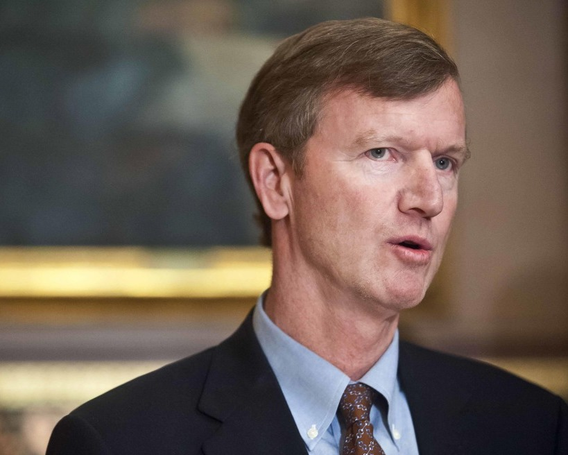 Republican gubernatorial candidate Scott Milne, above, and Gov. Peter Shumlin both fell short of winning November's election outright, forcing a vote by the Vermont Legislature.
