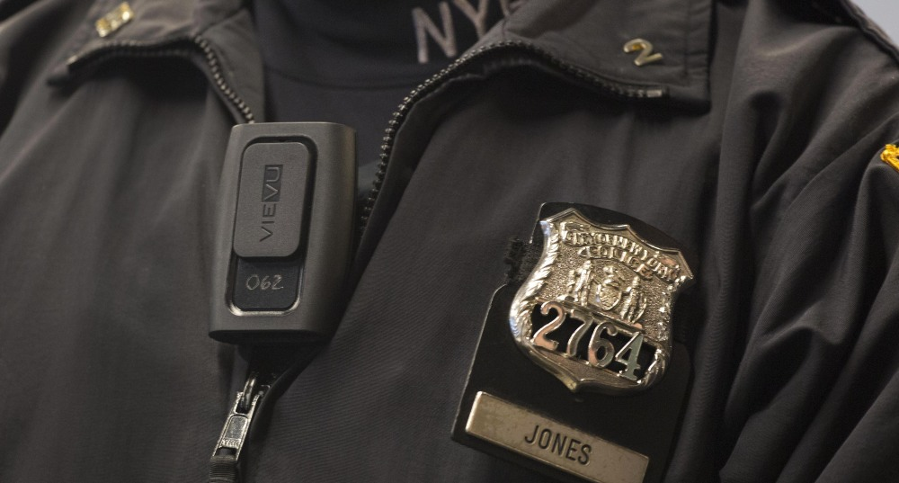 Like the New York Police Department, which is experimenting with the use of body cameras by officers, local departments should also adopt this technology for recording interactions with the public.