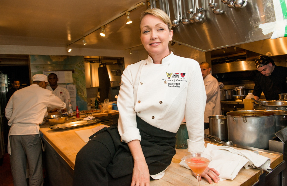 """Shannon Bard says she won """"Kitchen Inferno"""" by emphasizing her own food and strong, bold flavors. """"I wanted to make sure I stayed true to what I do,"""" she said."""