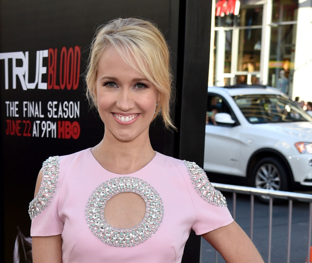 """Anna Camp will lead the cast of the thriller """"Verite"""" at New York's Claire Tow Theater."""