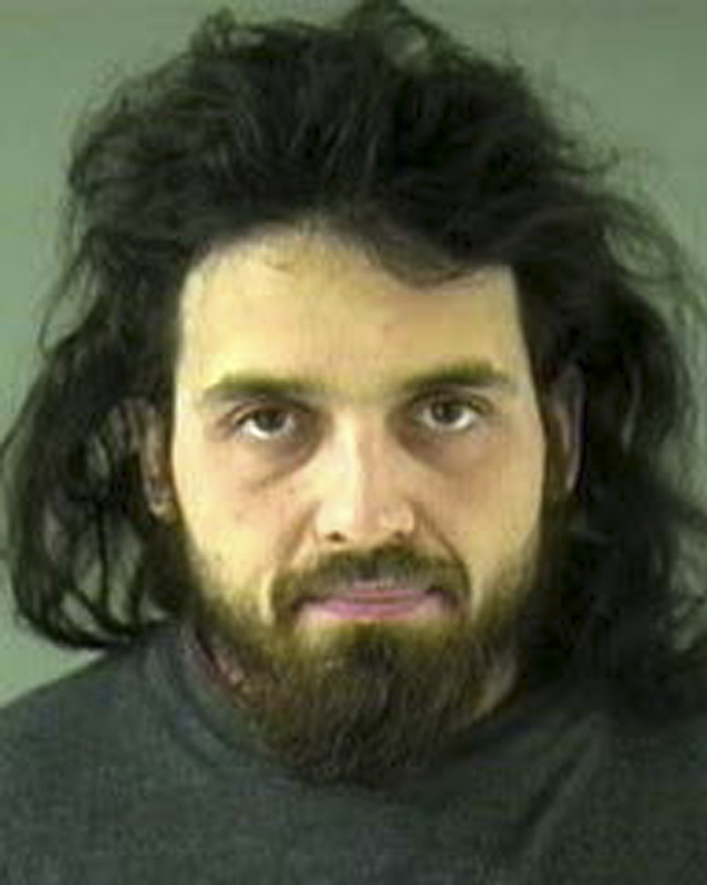 Michael Zehaf-Bibeau, 32, shot a soldier to death at Canada's national war memorial on Oct. 22.