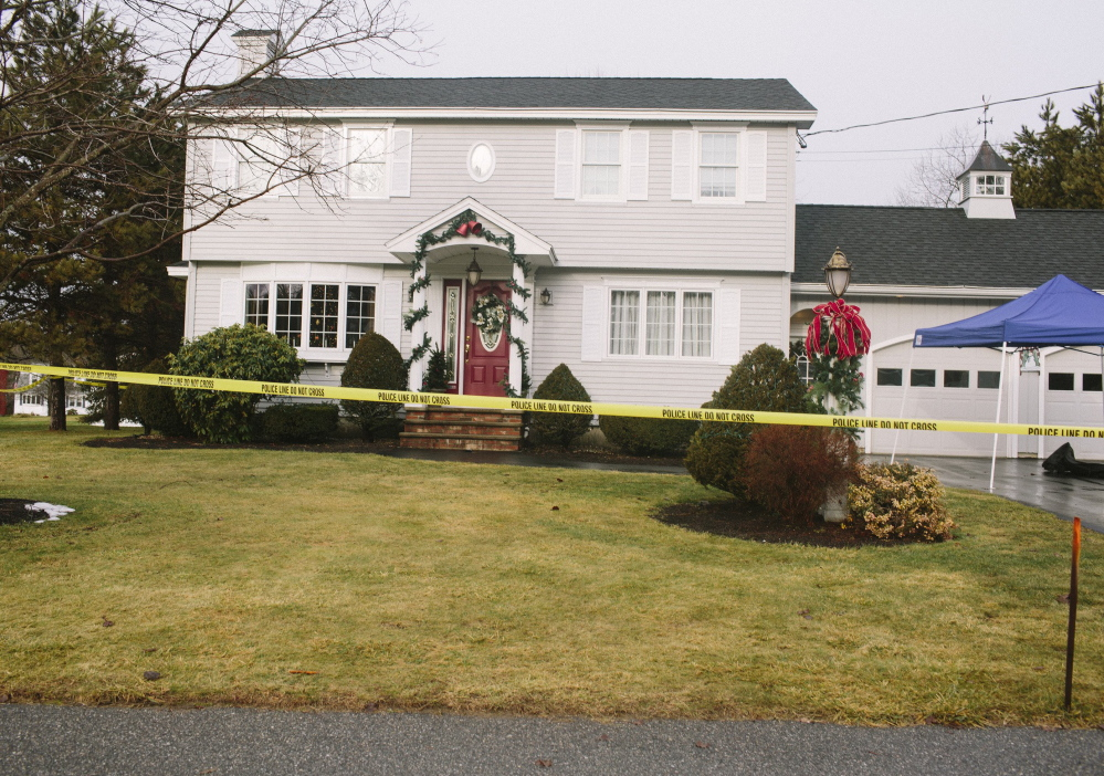 A home invasion at 24 Hillview Ave. in Saco last Thursday left two people injured, including Rachel Owens of Londonderry, N.H., who has faced multiple surgeries this week at Maine Medical Center, according to her neighbor.