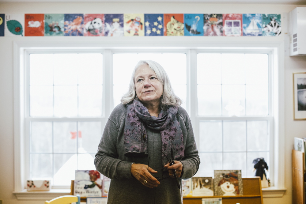 While on a break after her daughter's birth, Nancie Atwell wrote a teaching manual that has sold more than 500,000 copies and made her a sought-after educational speaker.