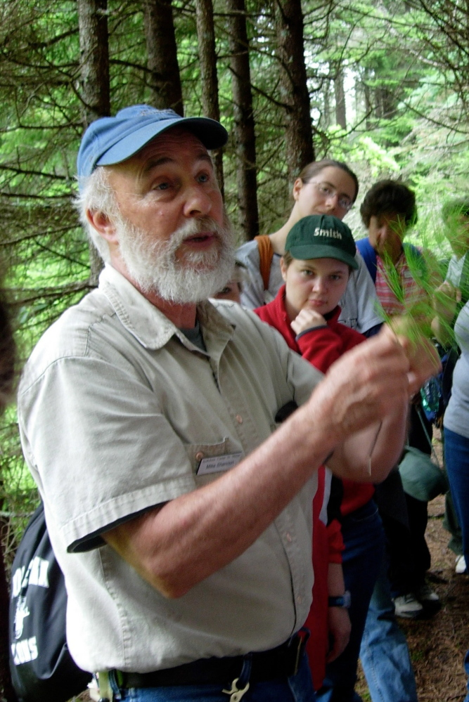 """Naturalist Mike Shannon will present the retrospective """"Looking Back"""" as part of his talk, on behalf of the Mid-Coast Audubon, set for Thursday at the Camden Public Library. Photo courtesy Kristin Pennock."""