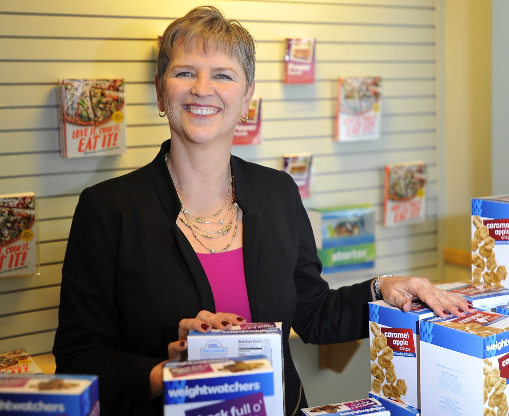 Jackie Conn says Mainers have the odds stacked against them in regards to weight control.