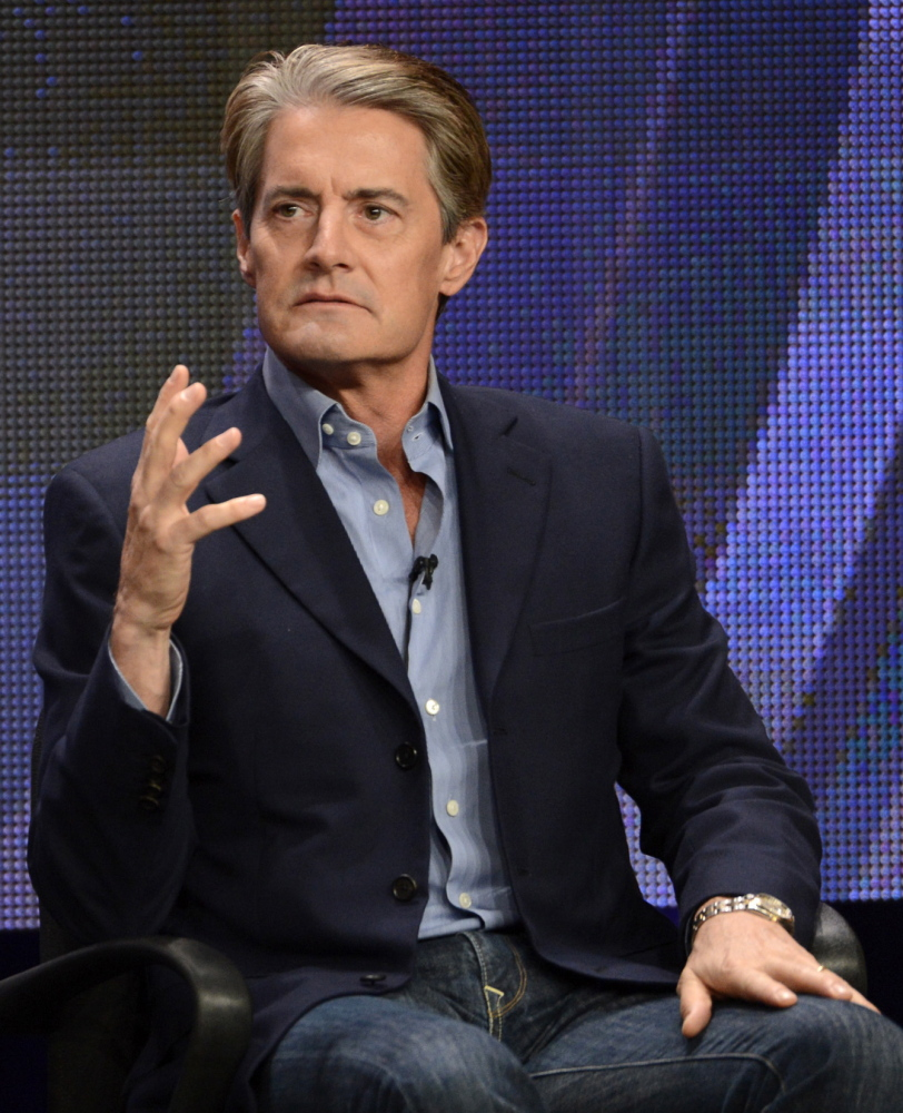"""Kyle MacLachlan will reprise his role as Special Agent Dale Cooper on """"Twin Peaks."""" Nine new episodes will air on Showtime in 2016."""