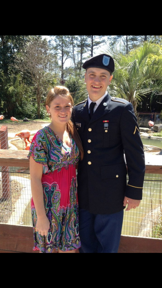 """Carly Chapman said in an emailed statement on behalf of the family Saturday that her brother, Spc. Casey Andrew Chapman, 20, of Chelsea, who was found dead Wednesday at Fort Hood, Texas, was """"our hero."""""""