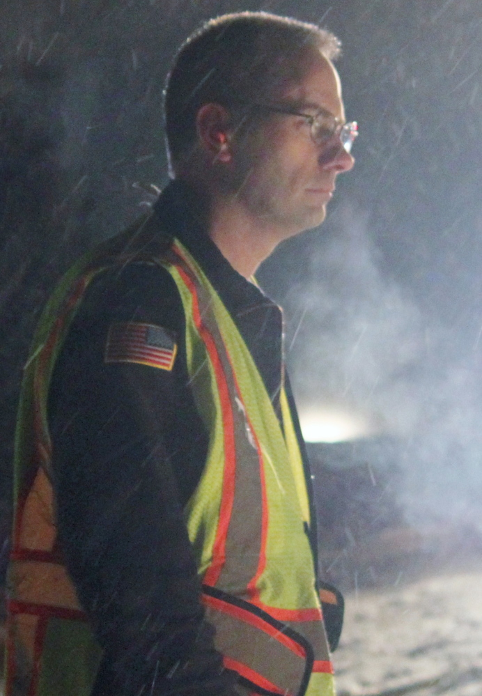Waterville Firefighter and EMT Allen Nygren, who operates a school that instructs civilians and public responders in first aid and emergency treatment, was driving on I-95 when he came across the crash on Wednesday. He spent hours doing triage — deciding which patients were the most badly hurt and needed to take priority for ambulance and rescue crews.