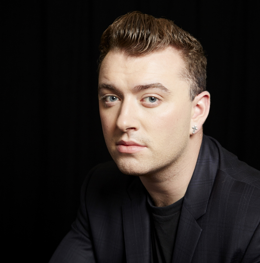 Sam Smith is favored in the album of the year cagtegory. Other nominees are Beyonce, Beck, Ed Sheeran and Pharrell. The Associated Press