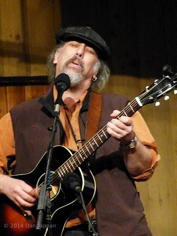 Blues guitarist and singer Bob Halperin will perform Sunday at the York Public Library and will be joined by gospel ensemble RMS5.