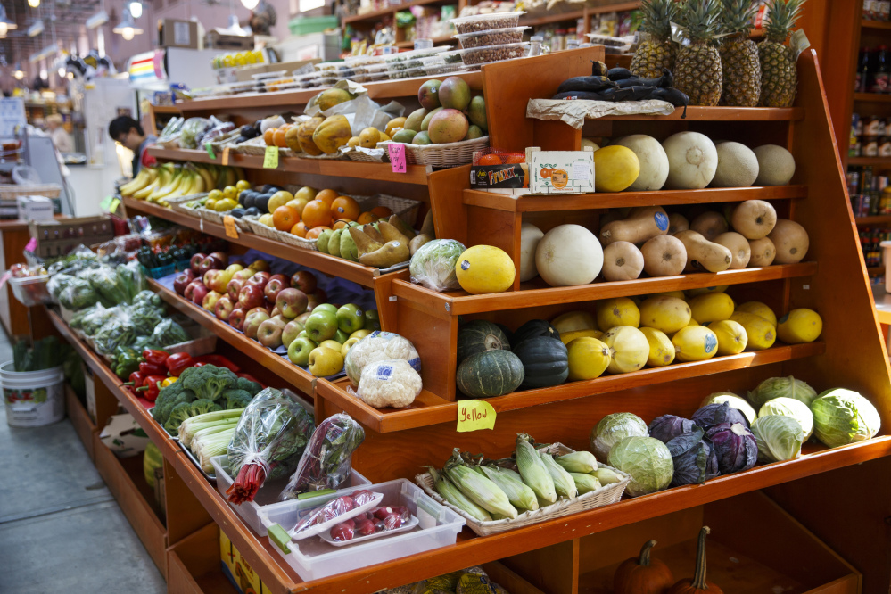 The benefits of eating a variety of fruits and vegetables are still being touted in updated dietary recommendations from the government.