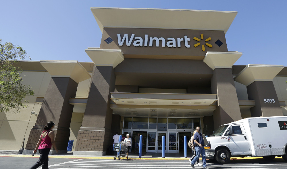With the raises announced Thursday, an average full-time worker at Wal-Mart will make $23,660 a year and an average part-timer will be paid just $15,600.