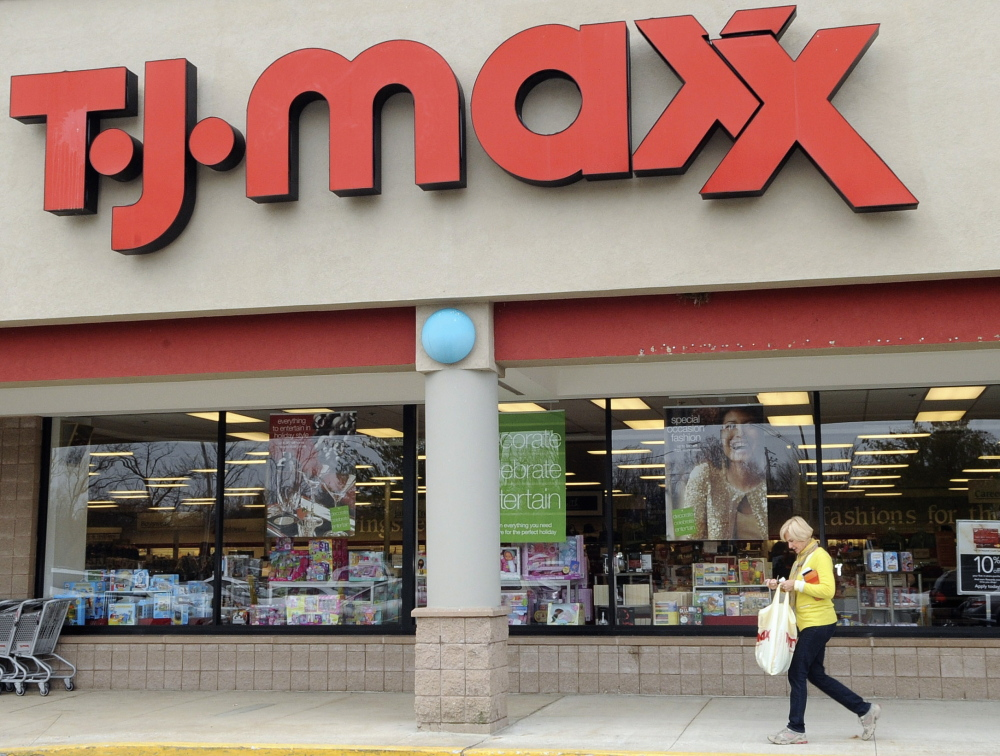 A recent Credit Suisse report estimates that the current hourly pay at TJX Cos., owner of T.J. Maxx and other retailers, averages about $8.24. TJX says raises are coming in June.