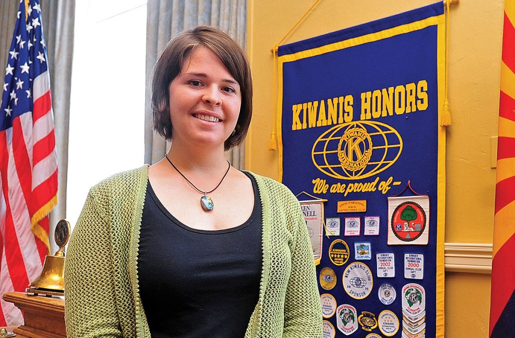 Kayla Mueller  in a May 30, 2013, photo. The Islamic State group has said that the 26-year-old  from Prescott, Ariz., died in a Jordanian airstrike.  The Associated Press