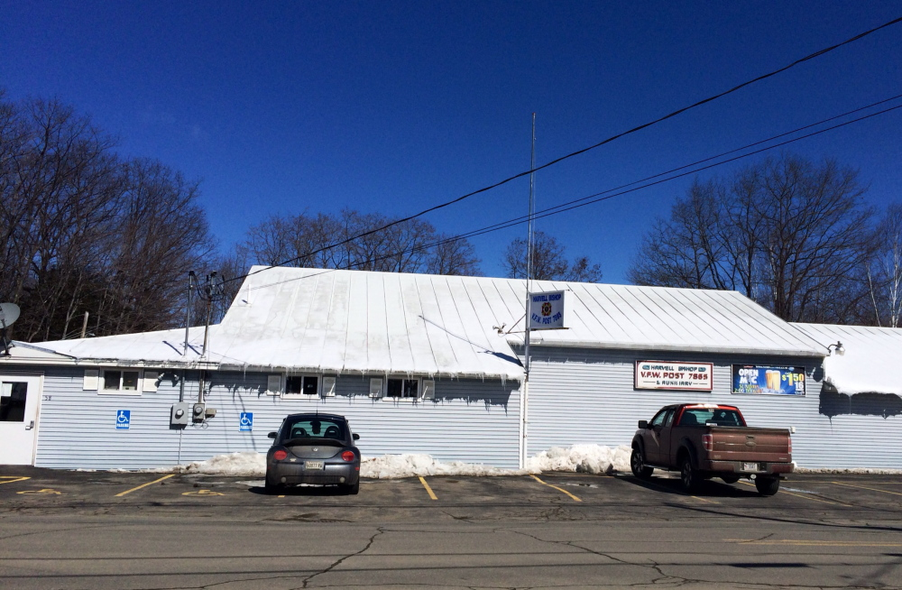 Louis Padula, commander of the VFW Harvell-Bishop Post 7865 on Preble Avenue in Madison, was arrested Tuesday on allegations that he was making illegal payouts to patrons of the VFW in a video poker game.