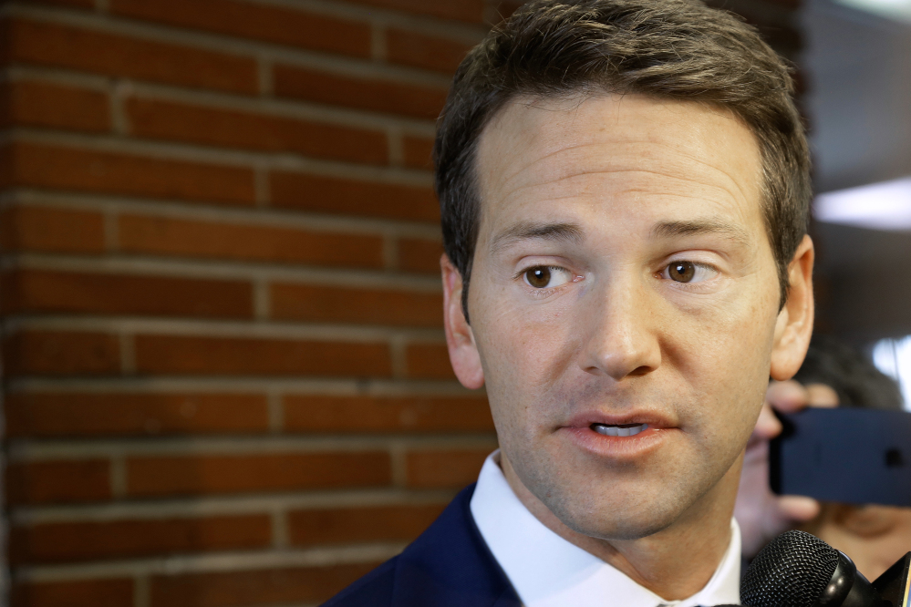 Rep. Aaron Schock, R-Ill. billed taxpayers more than $10,000 on private flights last fall. He has reimbursed the U.S. government for more than $1,200 to travel to a Chicago Bears football game last November.