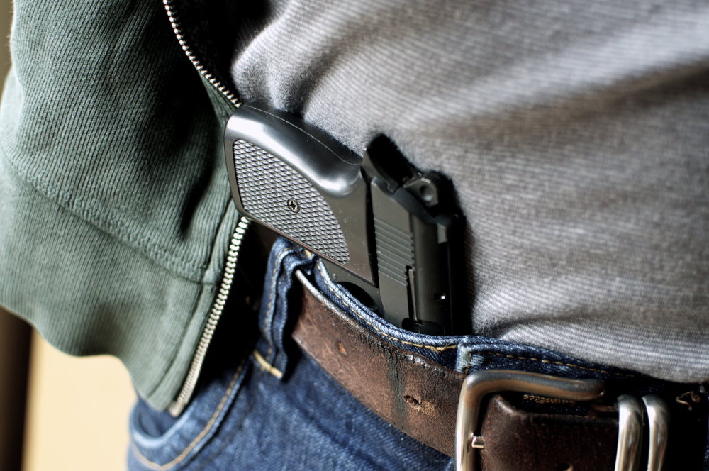 For the third time in as many years, gun rights supporters are trying to pass a law making it legal in Maine to carry a concealed weapon without a permit.