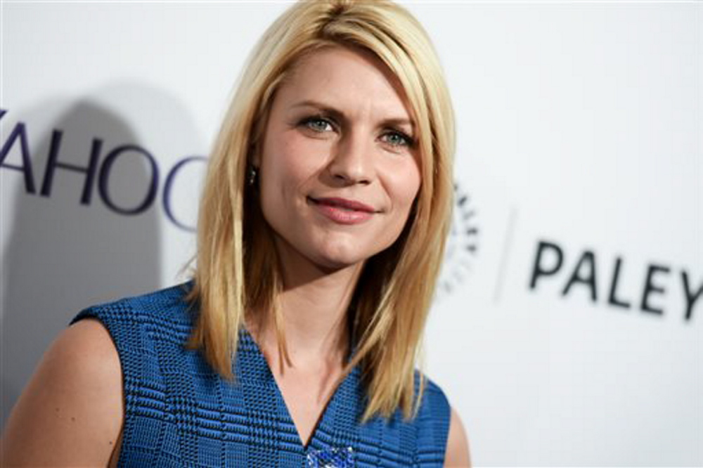 """Claire Danes arrives at the 32nd Annual Paleyfest Opening Night Presentation: """"Homeland"""" held at the The Dolby Theatre on Friday. She will no longer be an intelligence officer in the fifth season of  the show."""