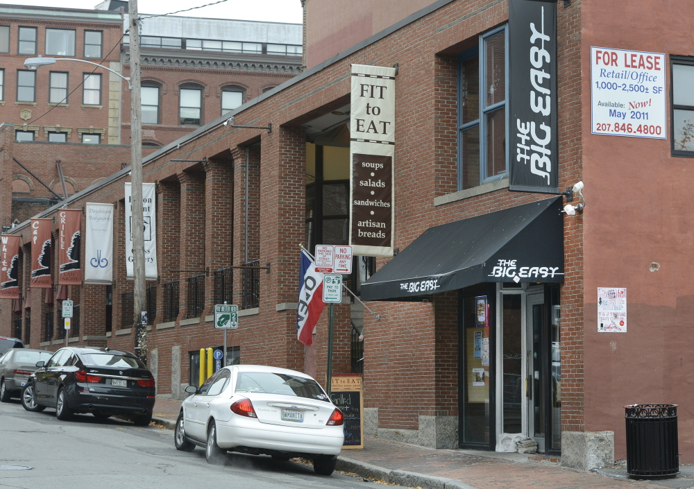 The former Big Easy operated on Market Street in Portland under Ken Bell's management until October 2013. Bell is planning to open a new club on Temple Street.