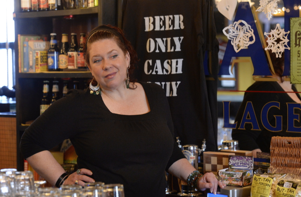 "Tricia Pryce Henley says she thinks of her bar ""as a place for my friends. I think everyone thinks of it as a place full of their friends."""