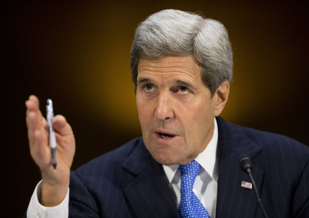 "Secretary of State John Kerry cites ""important gaps"" in the way of a nuclear deal with Iran before an end of March deadline."