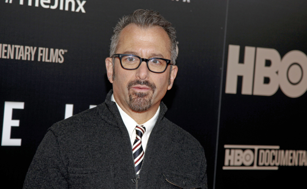 Director Andrew Jarecki said he didn't feel like Robert Durst was a threat to him, though Jarecki said he had security around him after he discovered key evidence against Durst.