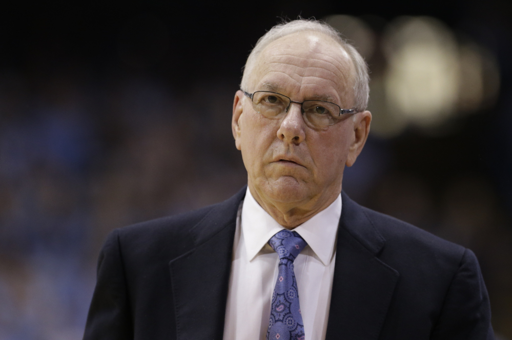 Syracuse coach Jim Boeheim will retire in three years following punishment from the NCAA for violations that lasted more than a decade. The Associated Press