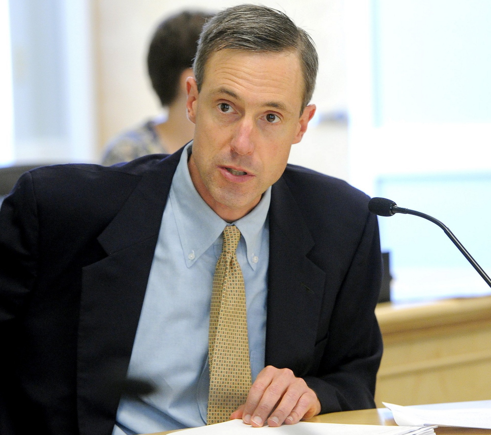 David Littell, who was appointed to the Public Utilities Commission by Gov. John Baldacci, wrote,