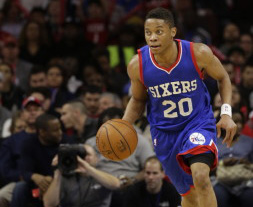 Tim Frazier, who has led the Maine Red Claws to one of the best records in the D-League, is back after playing six games in the NBA with the Philadelphia 76ers, including three starts, and leaving a solid impression. The Associated Press