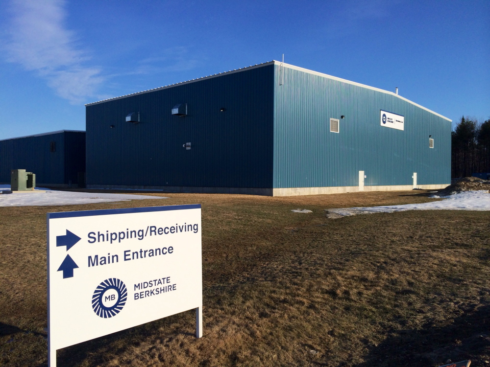 Midstate Berkshire, in Winslow and Waterville, laid off 70 workers Thursday. The company said it plans to consolidate its operations at 83 Verti Drive in Winslow by the end of the year.