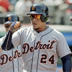 There has been talk that the Detroit Tigers could move former Triple Crown winner Miguel Cabrera, but to get him, the Red Sox would have to break up their nucleus of young players.