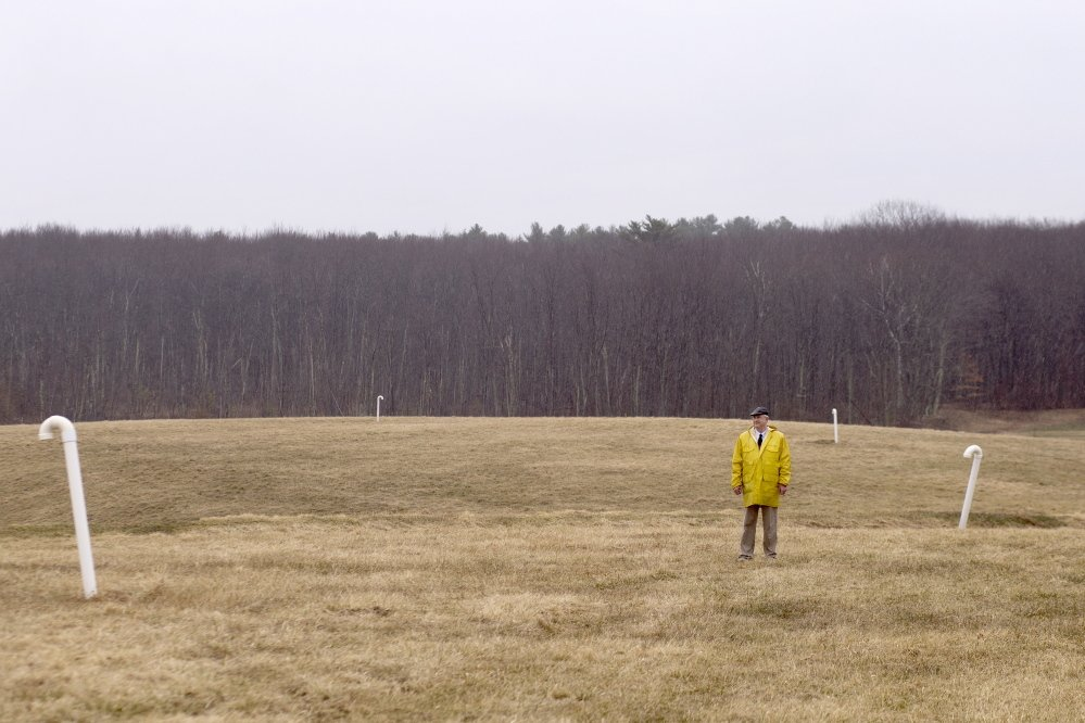 """Tex Haeuser, South Portland's planning director, sees solar-generated electricity as """"a high accomplishment of civilization."""" But the city is still seeking what it sees an acceptable proposal to build a solar energy farm."""