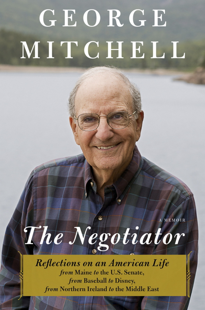Mitchell's new book comes out Tuesday.