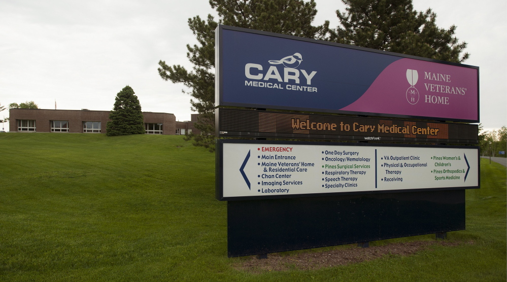 Cary Medical Center in remote Caribou is among the Maine facilities linked to the New England Telehealth Consortium.