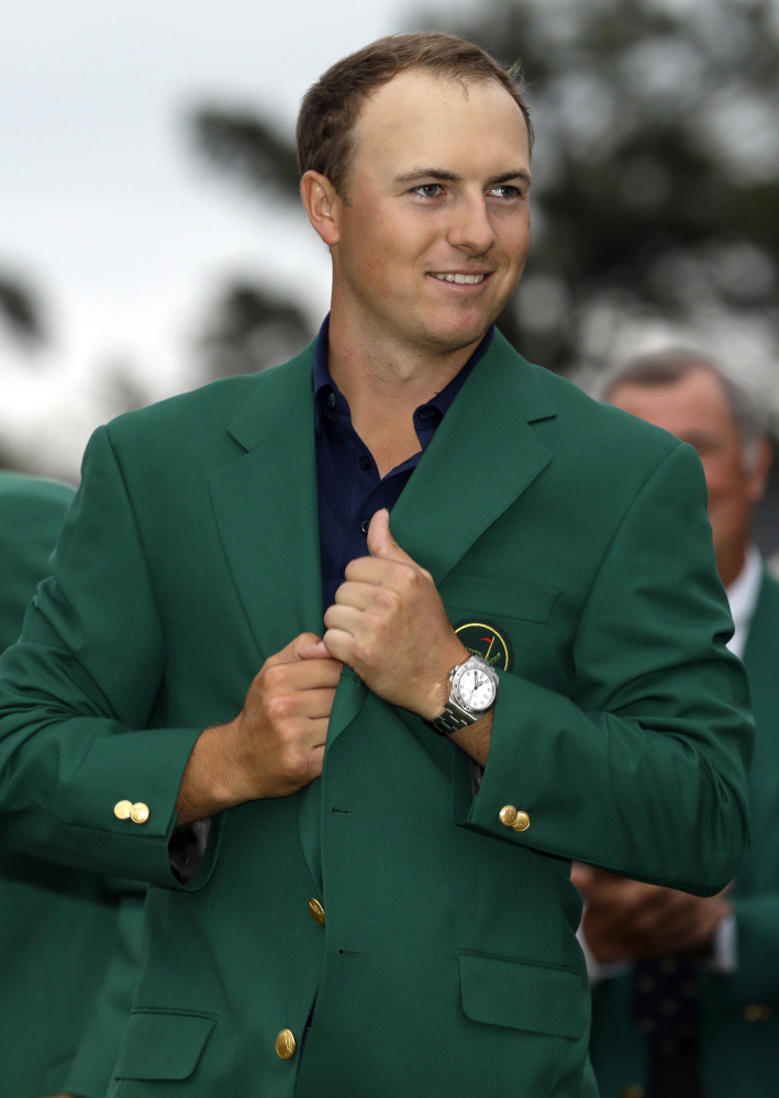 Spieth a young man with a keen sense of golf history - Portland ...
