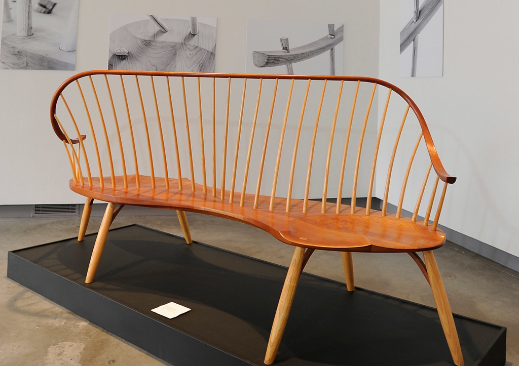 Portland Show Highlights Thomas Moser And His Ingrained