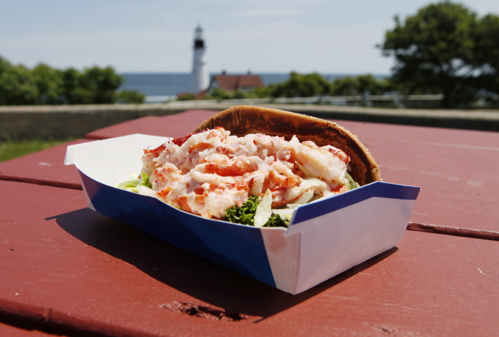 ... McDonald's is nevertheless adding a $7.99 lobster roll to its summer
