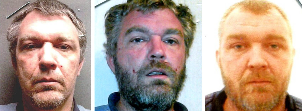 Police released these undated photos of Anthony Lord.
