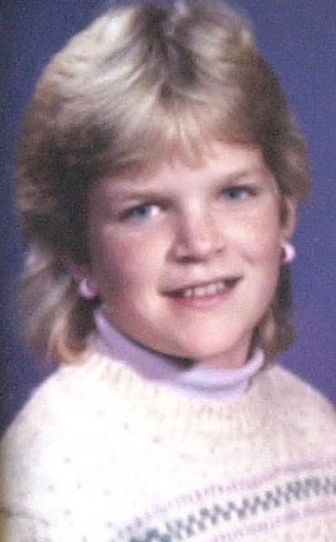 Sarah Cherry, the 12-year-old girl from Bowdoin who was kidnapped and killed in 1988.