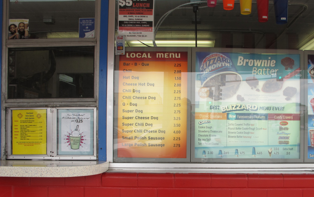 The Dairy Queen in Moorhead, Minn., offers a distinct local menu and homespun flair that's created devoted local fans.