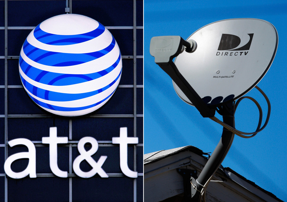 The AT&T purchase of DirecTV was approved Friday by the Federal Communication Commission.