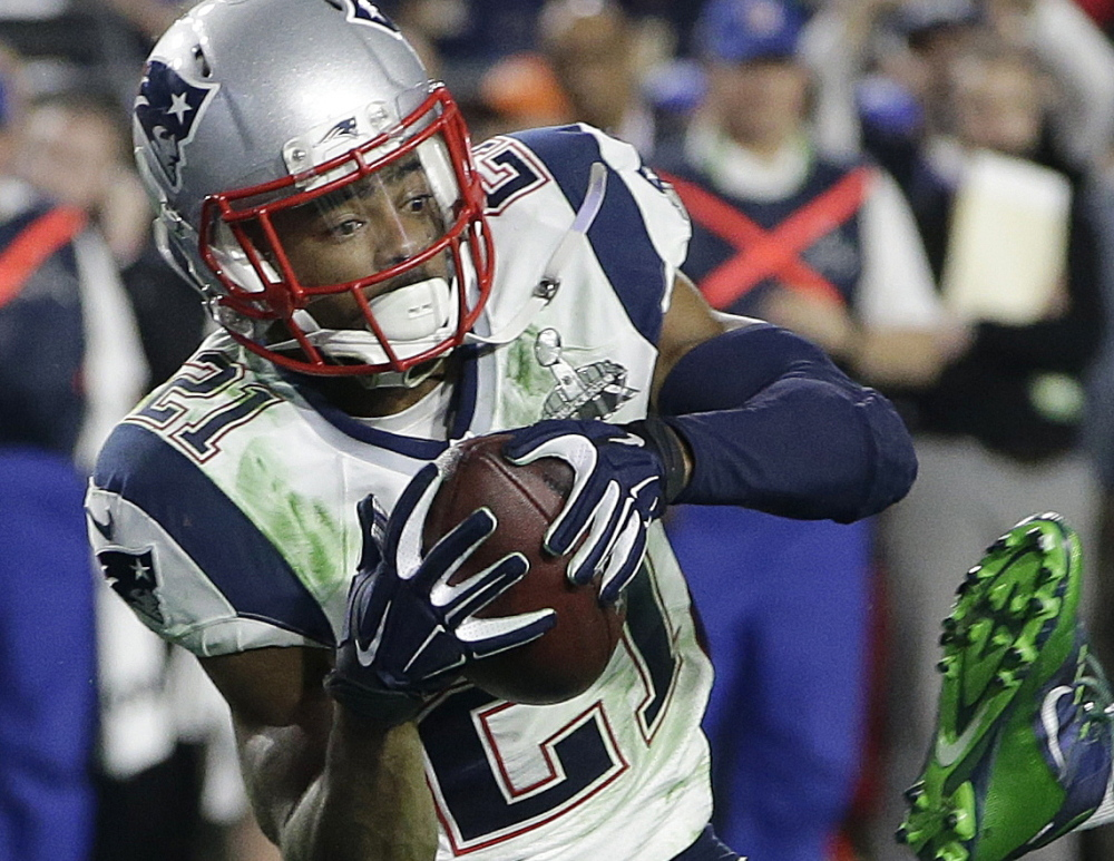 AT CORNER: Super Bowl hero Malcolm Butler could play a larger role in the secondary.