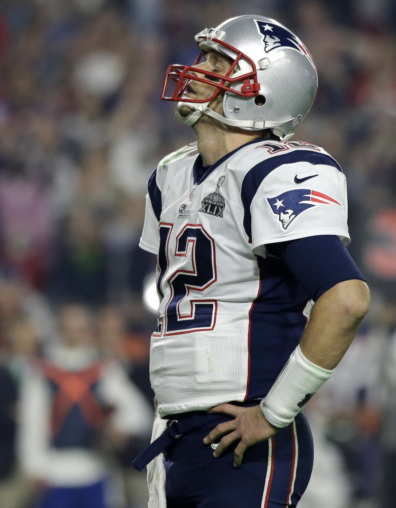 Can you believe it? Can you just believe it? Tom Brady remains suspended from the New England Patriots for four games and if he remains true to the plan, the next step is a date in federal court.