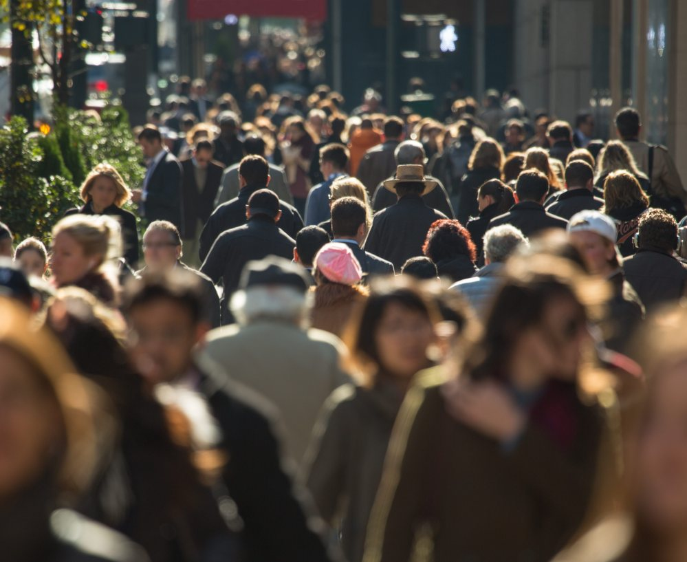 According to U.N. predictions, population growth will especially affect the world's poorer countries.