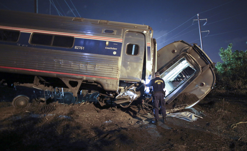 A deadly Amtrak derailment in Philadelphia in May brought the need for positive train control technology to the forefront. A bill that won approval in the Senate last month would give railroads another three years to install it.