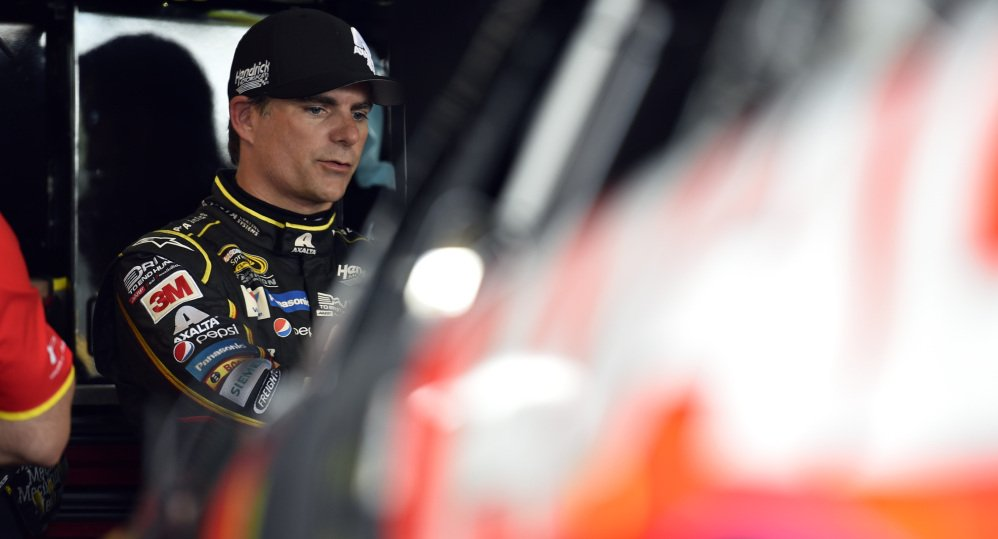 Another road-course victory would almost certainly secure Jeff Gordon a spot in the 10-race Chase for the Sprint Cup championship. Gordon is 10th in points and in a comfortable position with five races to go before the Chase. The Associated Press