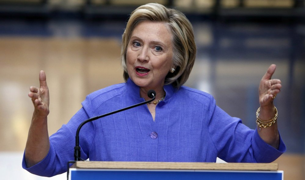 Hillary Rodham Clinton has tried to make voters believe that while other Republicans might lack Donald Trump's bluster, their views on women's issues aren't significantly different.