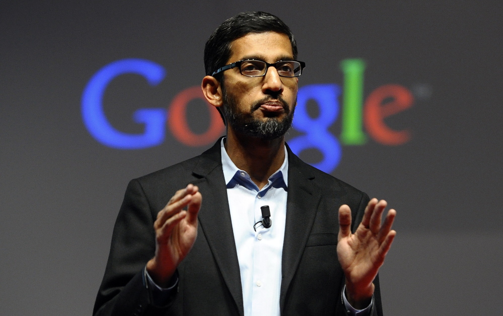 Sundar Pichai's appointment this week to chief executive of Google Inc. follows Microsoft Corp.'s promotion of Satya Nadella to CEO last year. Indian immigrants gain an edge by growing up in a culture that values humility, close-knit families, and respect, cultural experts say.